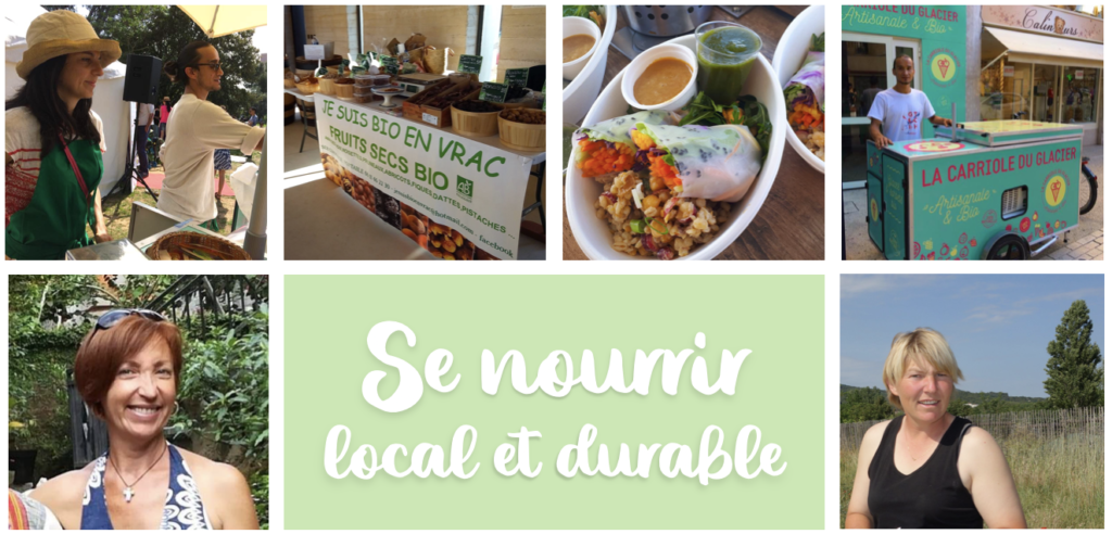 Article se nourrir local et durable